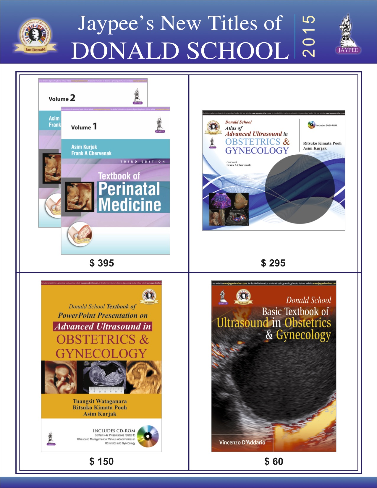 Ina Donald School Books from Jaypee